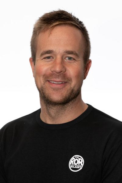 Johan Henriksson, Projektledare