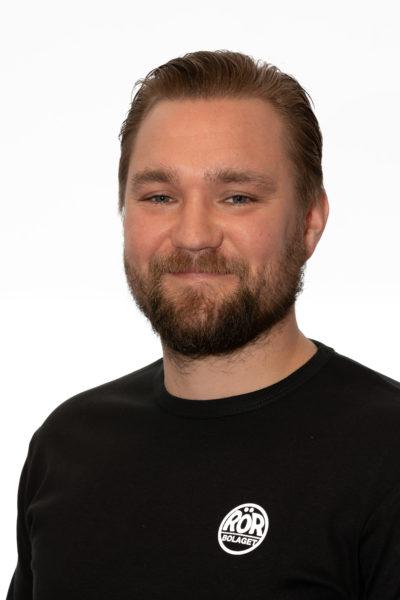 Ted Söderblom, Projektledare, kalkyl